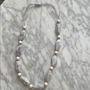 Itzy Ritzy teething necklace for mom!